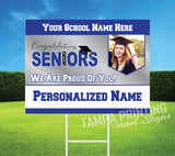 Graduation Yard Sign - G501-1