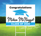 Graduation Yard Sign A425-2