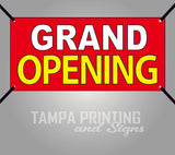 Grand Opening 5 Banner