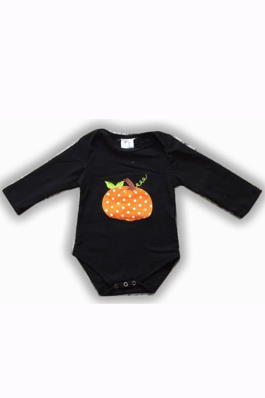 Pumpkin Onsie - Limited Quantities