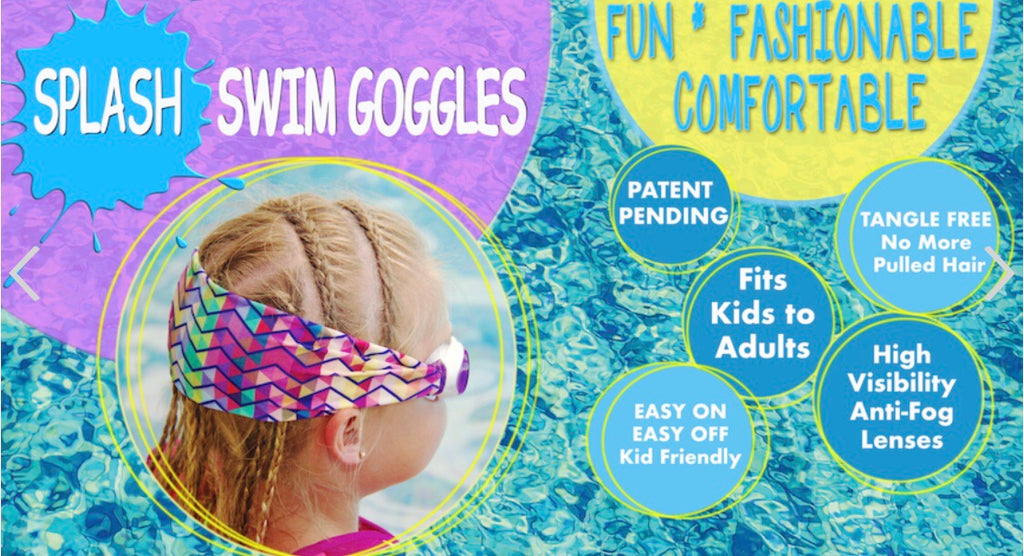 Splash Swim Goggles Assorted