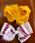 "Assorted 7"" Bows"