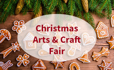 Last-Minute Christmas Arts & Craft Fair 2019