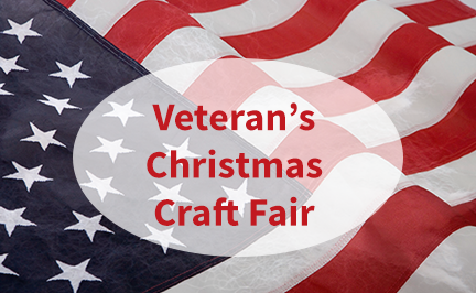 Augusta Armory Veteran's Christmas Arts & Crafts Fair 2019