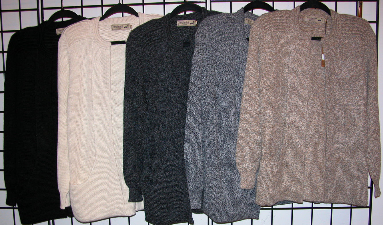 Ladies Ebel Alpaca Sweater