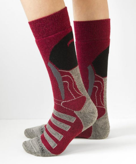 Fun Outdoor Alpaca Socks