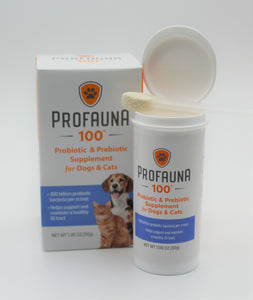 NEW Profauna 100 with Prebiotics