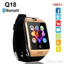 Smart watch Q18 - Tactile - Android & IOS