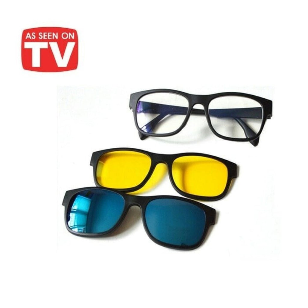 Lunette Magic 3 en 1