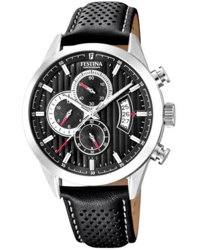 Montre de Luxe Black