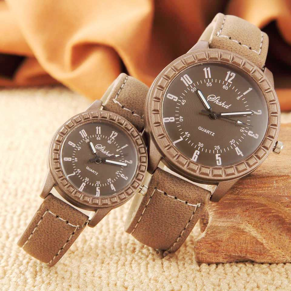 Montre Duo Style