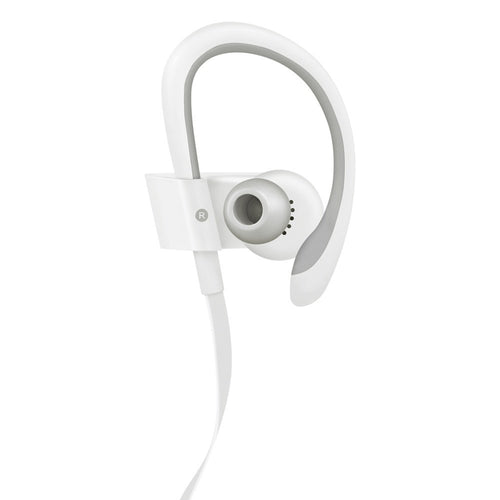 Beats by Dr. Dre Powerbeats2 White Wireless Ear-Hook Headphones (MHBG2ZM/A)