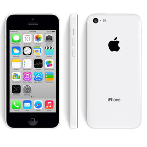 Pristine Condition Apple iPhone 5C Mobile Phone , Sim-Free, GSM Network Unlocked, 8GB Capacity