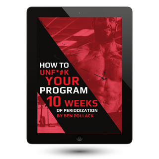 10 Weeks of Periodization