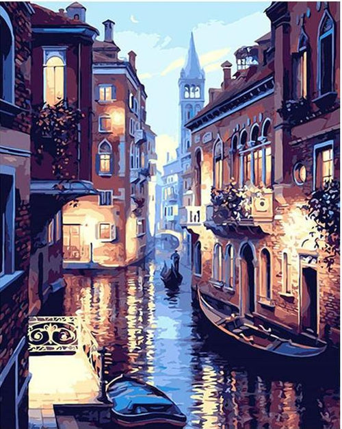 Venice Nightscape