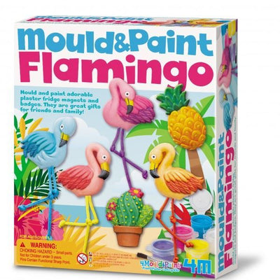 4M Craft - Mould & Paint - Flamingo