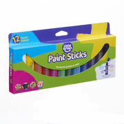 Little Brian - Paint Sticks - 12 Classic Colours