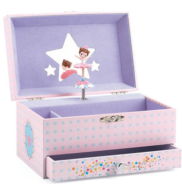Djeco - Ballerina Music Box
