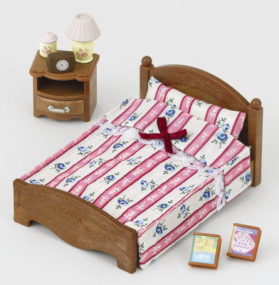 Sylvanian Families - Semi Double Bed