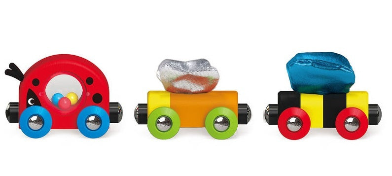 Hape - Lucky Ladybug And Friends Train