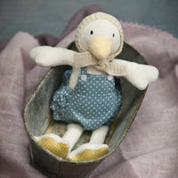 Ragtales - Rag Tag - 'Patsy' The Duckling Plush