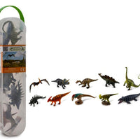 CollectA - Box Of 10 Mini Animals - Dinosaurs Series 1