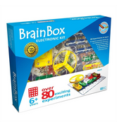 Brain Box - Electronic Kit - Mini Over 80 Experiments