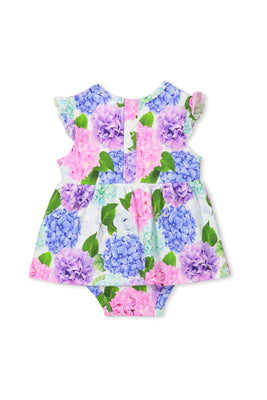 Milky Clothing - Hydrangea Baby Dress