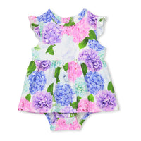 Milky Clothing Baby Dress Floral