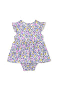 Milky Clothing - Vintage Floral Baby Dress