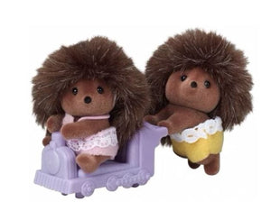 Sylvanian Families - Hedgehog Twins
