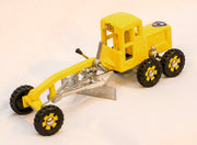 Fun Ho Toys - Grader - Yellow