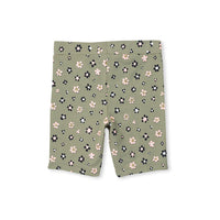 Milky Clothing - Daisy Floral Bike Short (2-7 years)