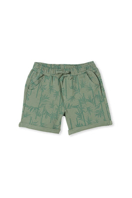 Milky Clothing - Palm Track Short (8-12 years)