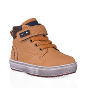 Grosby - Alan Hi-Top Sneaker - Tan