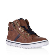 Grosby - Archie Hi-Top Sneaker - Tan