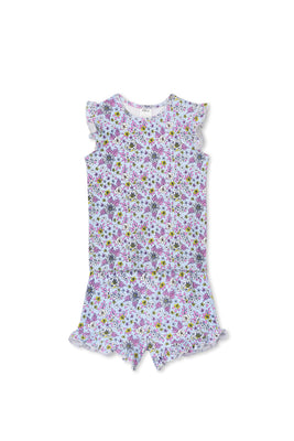 Milky Clothing - Floral PJs (8-12 years)