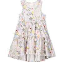Milky Clothing - Spring Floral Dress (2-12 years)