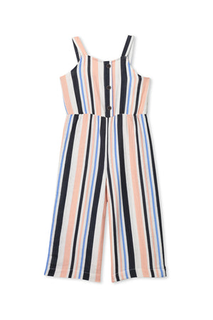 Milky Clothing - Stripe Playsuit (8-12 years)