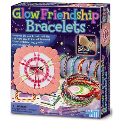 4M - Glow Friendship Braclets