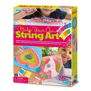 4M Kidzmaker - Make Your Own String Art