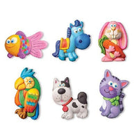 4M Craft - Mould & Paint - Cute Pets