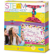 4M - STEAM Girls - Motorised Zipline Messenger