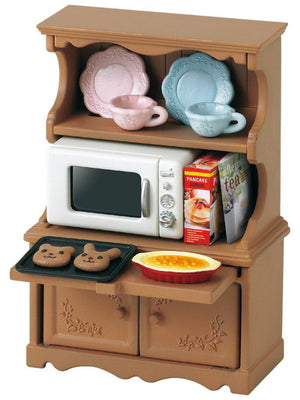 Sylvanian Families - Cupboard With Oven