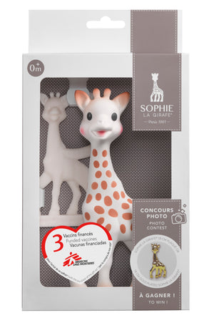 Sophie the Giraffe - Doctors without Borders