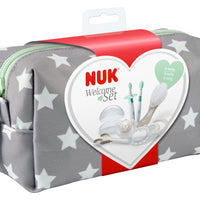 NUK Welcome Set - 5 pc set for newborn