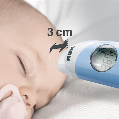 NUK Flash Non-Contact Thermometer