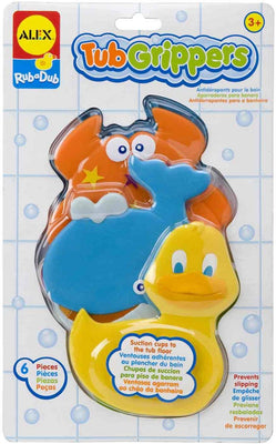 Alex Rub a Dub - Sea Creature Tub Grippers