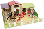 Le Toy Van - Budkins - Palomino Riding School