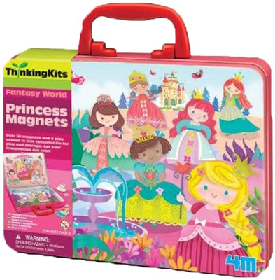 4M - Thinking Kits - Princess Magnets